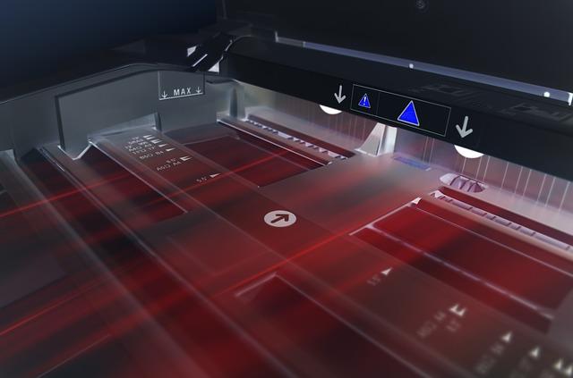 Papierproblemen oplossen printer